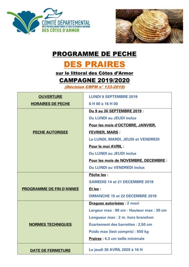 Calendrier De Peche 2020.Cdpmem22