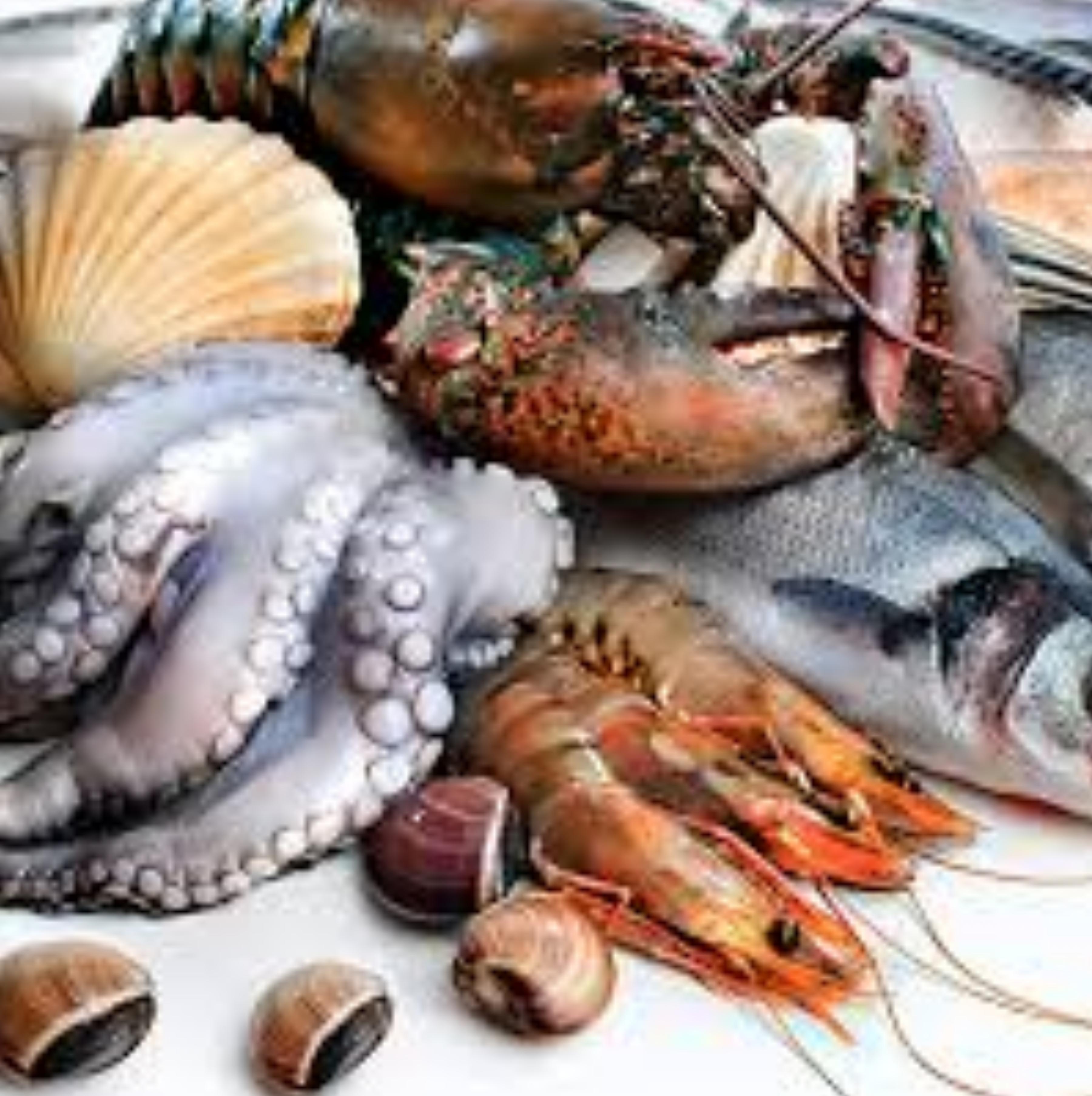 produit de la mer en vente directe