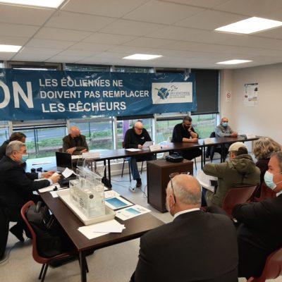 Conférence de presse CDPMEM22